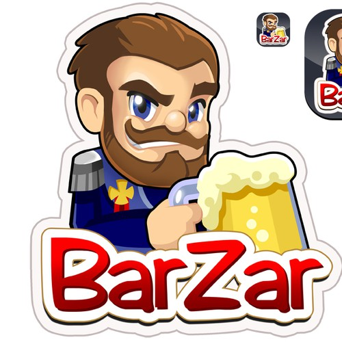 BarZar needs its first logo!