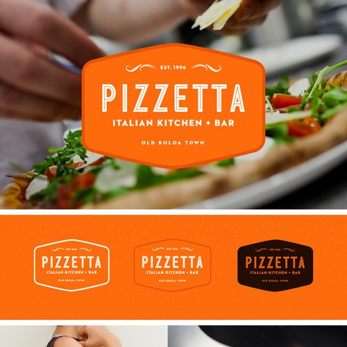 Logo for PIZZETTA