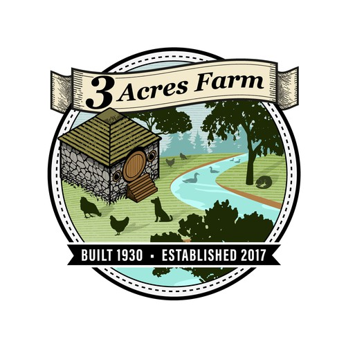 3 acress Farm