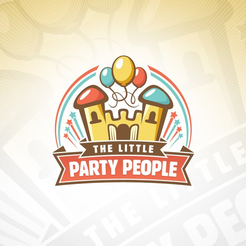 Party Jumping castle business needs a logo