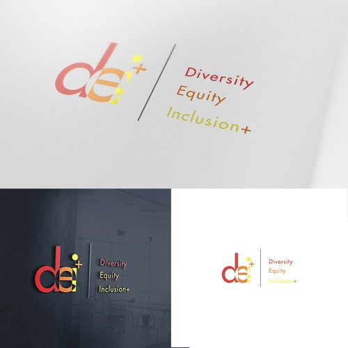 Colorful and Energetic logo for Business and Consulting Company