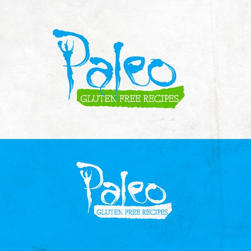 Create the next logo for Paleo Gluten Free Recipes