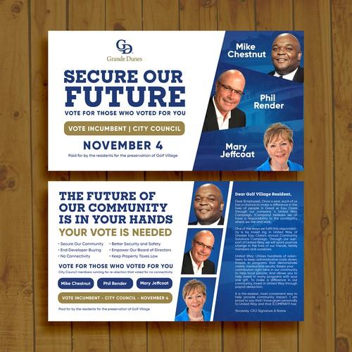 Political Flyer
