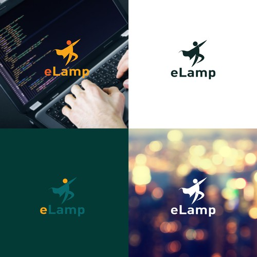 Logo concept for recruitment and training firm