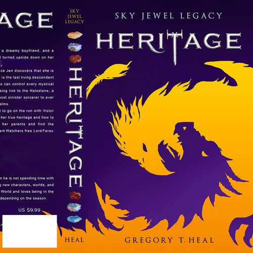 Book cover HERITAGE