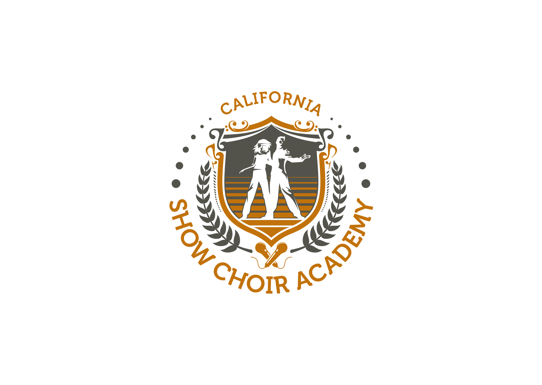 Create a 'design in motion' for the Show Choir Academy