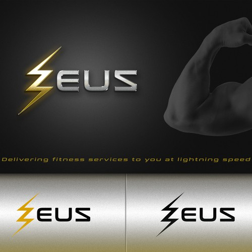 Design logo proposal for Zeus