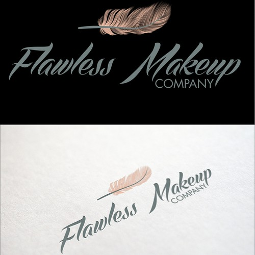 Luxurious logo needed for an award winning makeup artist!!!