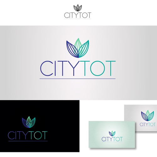 Create the next logo for citytot