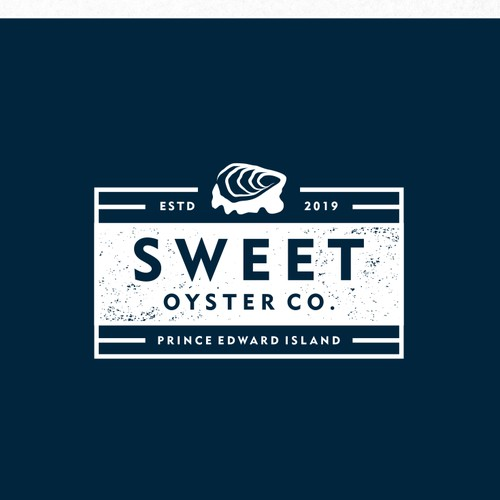 Logo Design for Sweet Oyster Company