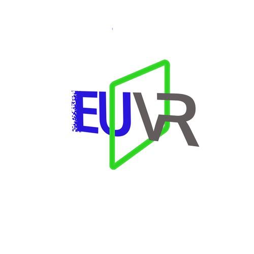Logo for VR startup