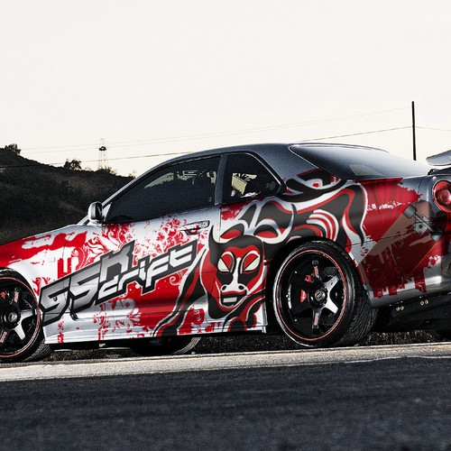 Create the next design for ssk drift