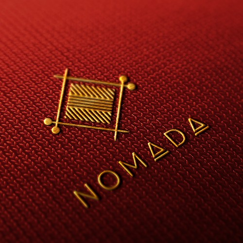 Logo concept for NOMADA