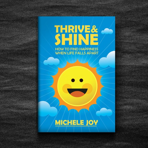 Thrive & Shine BookCover