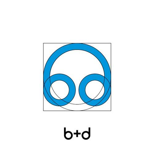 b+d icon logo