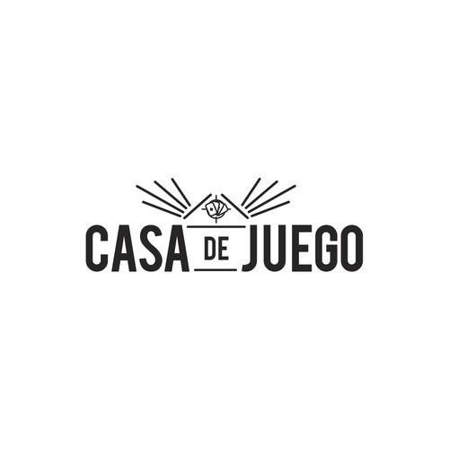 Casa de Juego Sample Logo