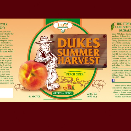 Duke's summer harvest