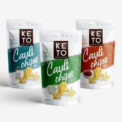 keto pouch design