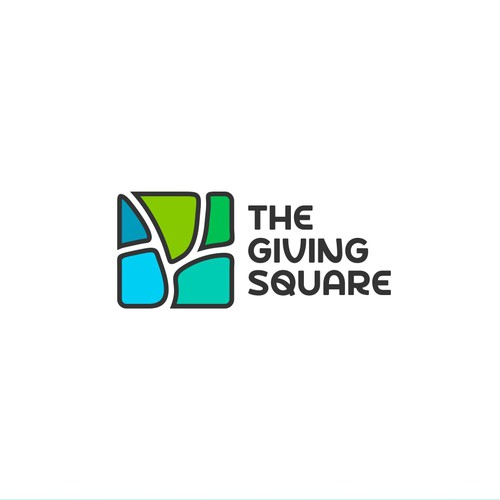 The Giving Square Logo