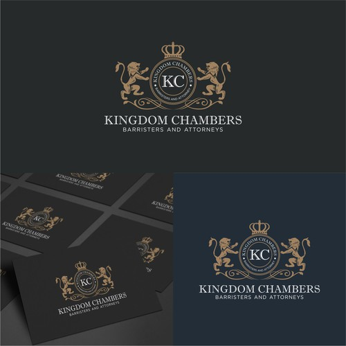 Logo for Kingdom Chambers