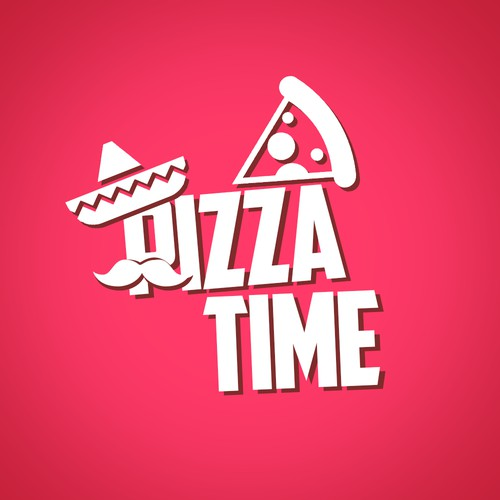 mexican Pizza shop logo