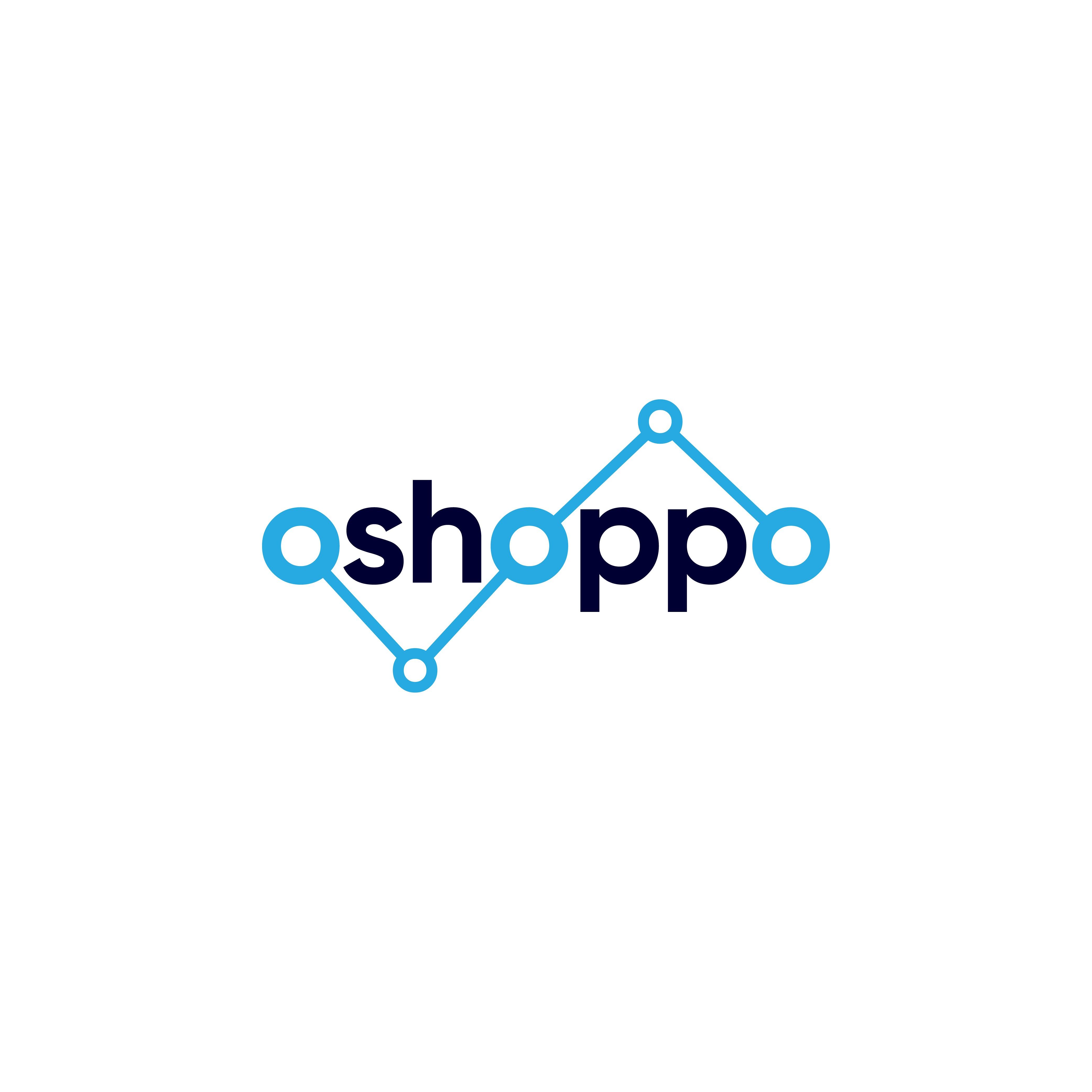 Logo for an online shopping network