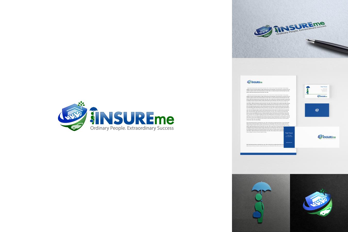Create a winning logo for iINSUREme