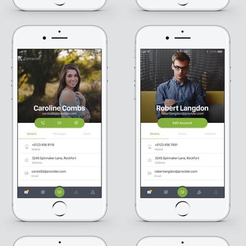 UT App Concept