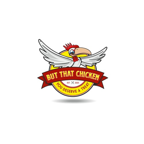 Logo for Fast food Truck