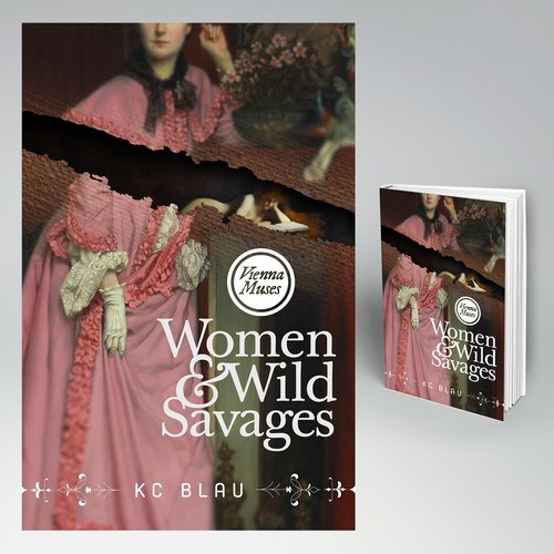 Book cover, Women and Wild Savages
