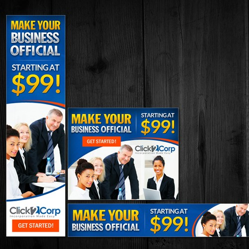 "Click2Corp ""Make your business official"""
