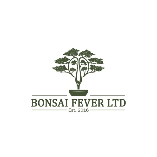 Logo for Bonsai Tool Supplier