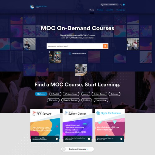 On-Demand Courses