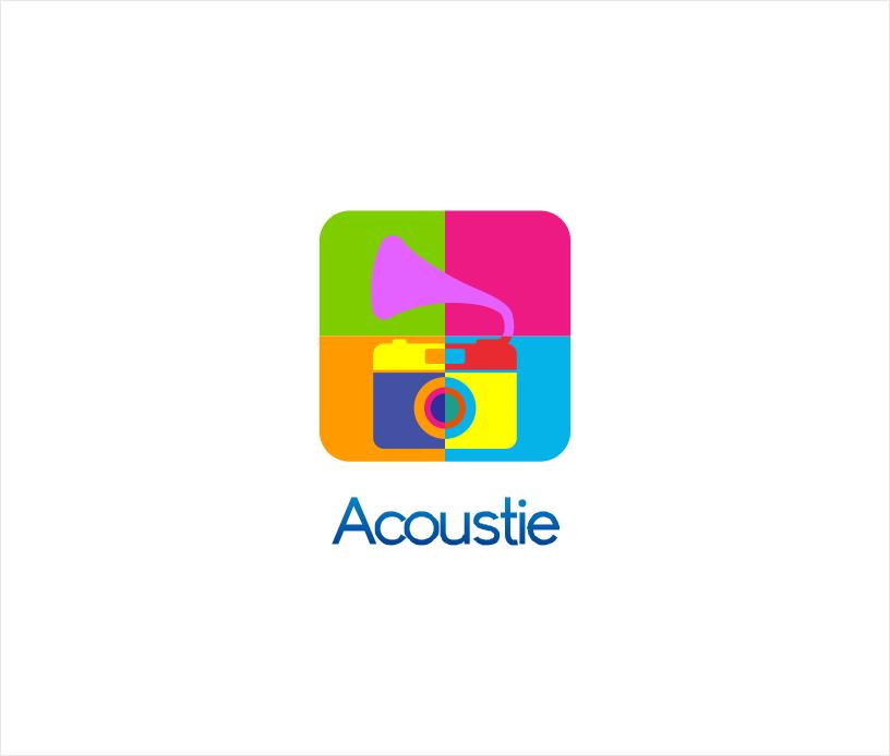 Create an amazing logo for a fun colourful new app