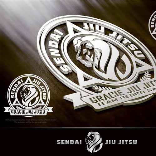 New logo wanted for Sendai jiu jitsu