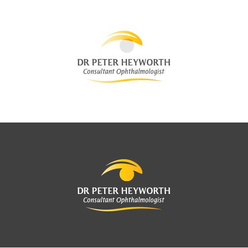 Help Dr Peter Heyworth with a new logo
