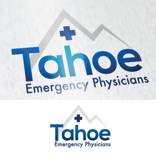 Create a logo for Lake Tahoe Emergency Physicians