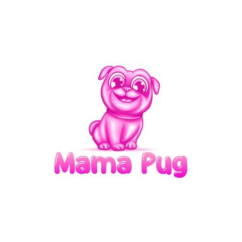 Mama Pug