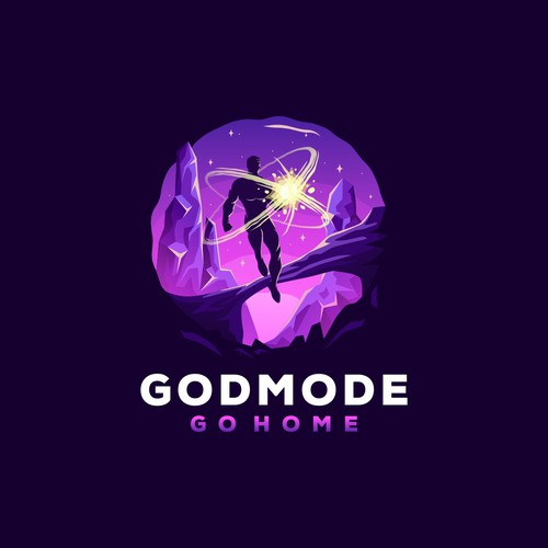 God Mode logo
