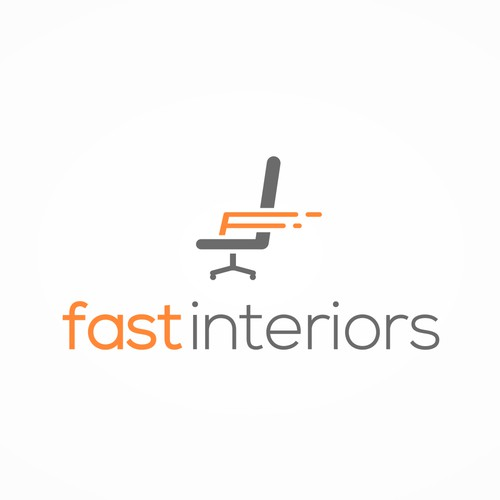 Logo for Fast Interiors.