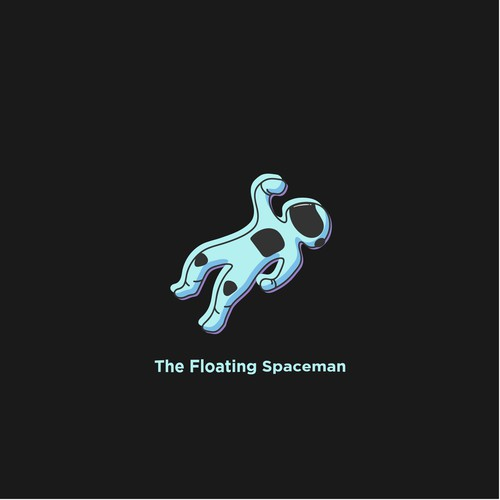the floating spaceman