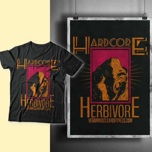 Hardcore Herbivore