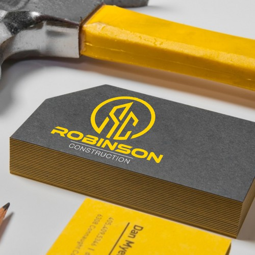Create an exciting elegant Logo for a quality construction firm