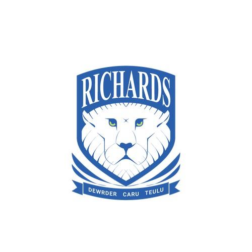 Logo concept for richards