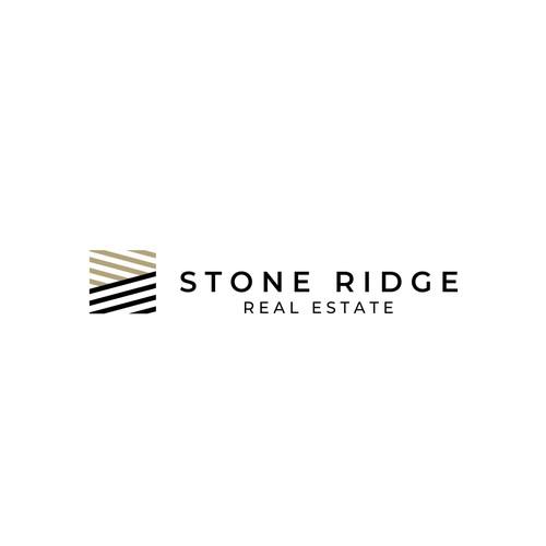 Logo Identity for Stone Ridge Real Estate