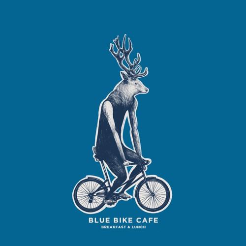 Blue Bike Cofe