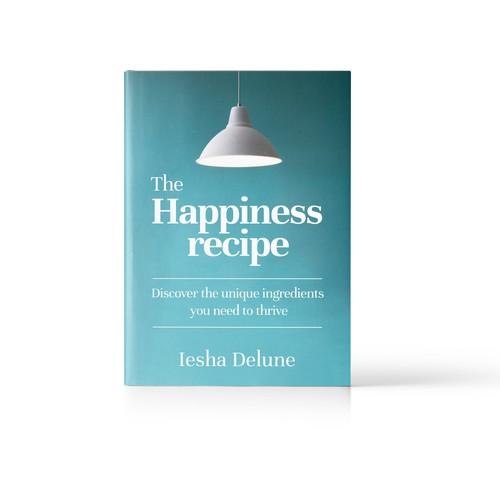 Personal-development book cover design