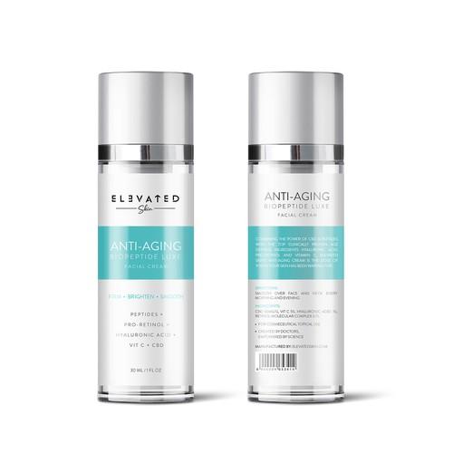 elevated anti aging cream