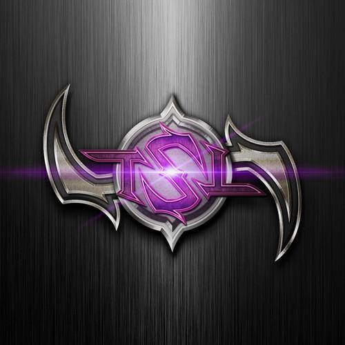 Logo design for TSL gaming team