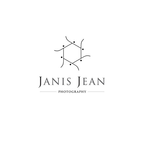 Logo for a photographer